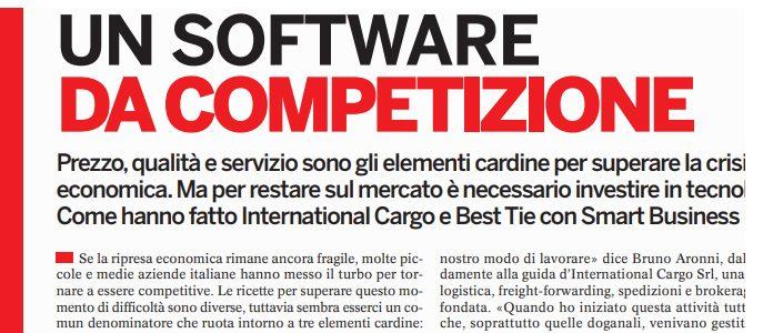 Un software da Competizione
