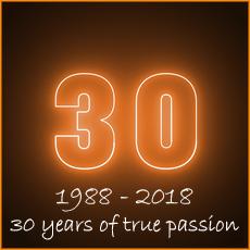 30 anni di Passione